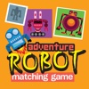 Brain Learning - Power Robot Matching For Kids