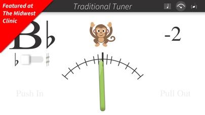 Bandmate Chromatic Tuner Pro Screenshot