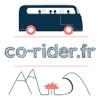Co-rider — Covoiturage pour les sports de glisse