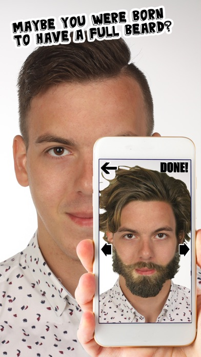 Men HairStyles Beard BoothPhoto EditorMontage On The App Store - Hairstyle beard app