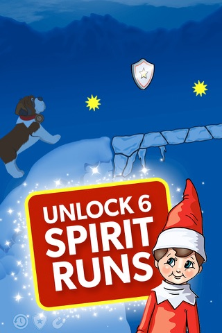 Elf Pets® Pup - Christmas Run screenshot 2