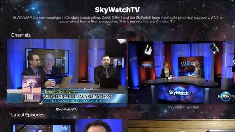 Screenshot #2 for SkyWatchTV