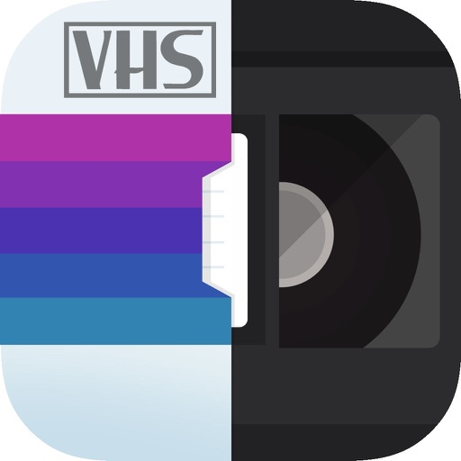 RAD VHS Camera Effects - Retro Video Camcorder App Ranking & Review
