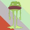 Grumpy Toad Stickers