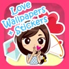 Wallpapers - love theme background live wallpaper