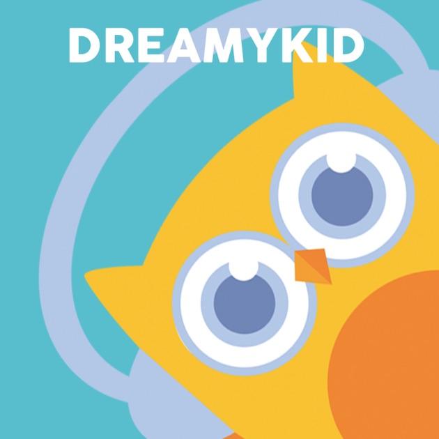 Image result for DreamyKid Meditation App Just for Kids