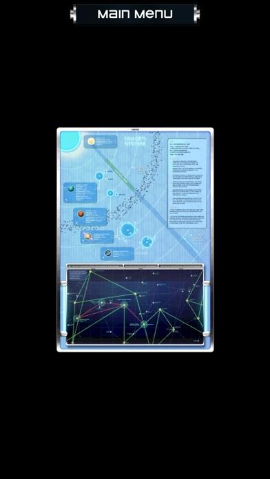 Gamebook Adventures: Infinite Universe Screenshot