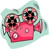 Movie and Cinema Culture stickers for iMessage