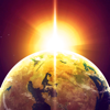 3D Earth ° weather widget, world clock & forecast