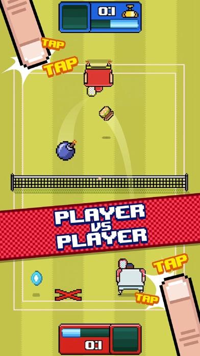 Timber Tennis Screenshot 2