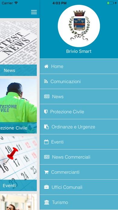 Screenshot of Brivio Smart3