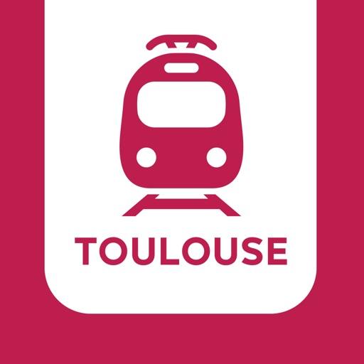 Metro Toulouse - TISSEO offline subway maps