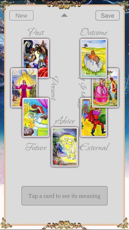 Astro Tarot - Free Tarot Card Reading by Mobio eood