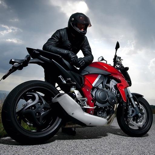 Extreme Moto Rider 3D : Sister Location iOS App