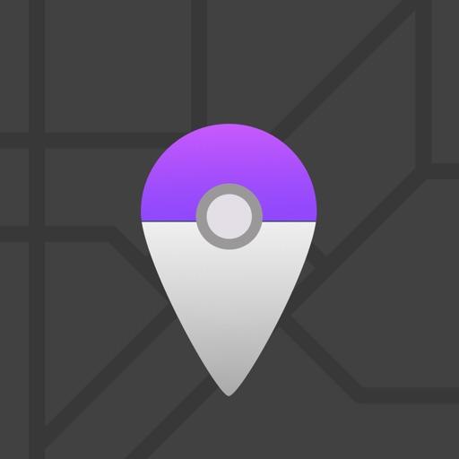 Pokémon Go 専用 PokeTracker : マップと通知