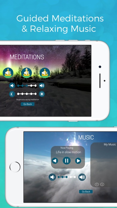 Relax VR: Rest & Meditation in Virtual Reality Screenshot