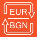Euro to Bulgarian Lev and BGN to EUR converter icon