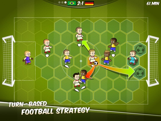 Football Clash (Soccer) Screenshots