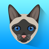 SiaMojiCat - Stickers & Keyboard for Siamese Cats
