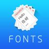 字体预览-安装预览任意第三方字体