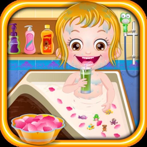 Baby Hazel the Royal Bath iOS App
