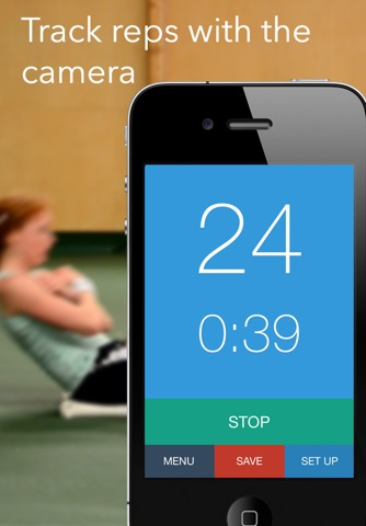 FitnessMeter - Test & Measure screenshot 4