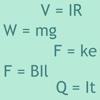 GCSE Physics Equations