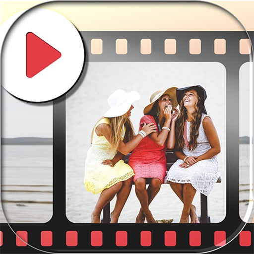 Photo Slide.Show.s - Music To Video Collage Editor iOS App