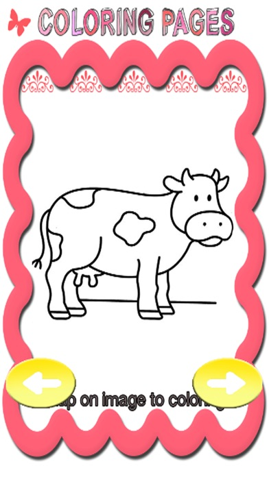 Drawing Games And Coloring Pages Cow Boys App Download
