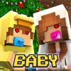 New BABY SKINS FREE For Minecraft PE Pocket & PC