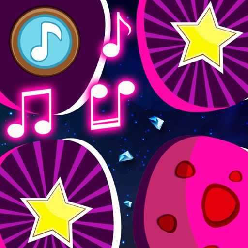 Music Star Blocks - Concentration game iOS App