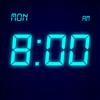 Visual Clock-シンプルなデジタル時計ソフト - Chuan Xu