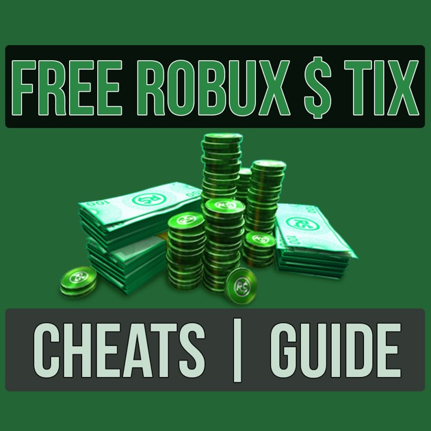 Free robux for roblox cheats and guide on the app store ccuart Images