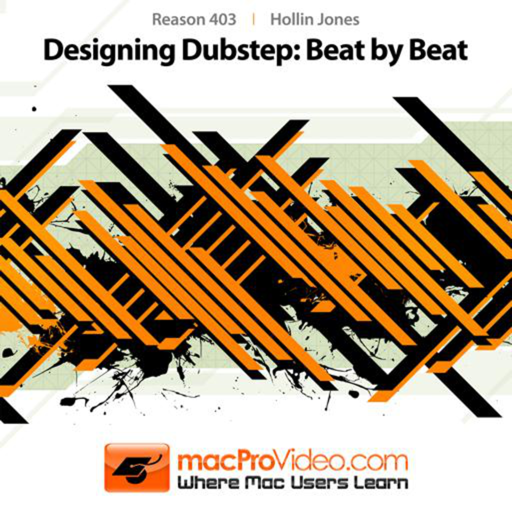 Course For Reason 6 Designing Dubstep Beat by Beat