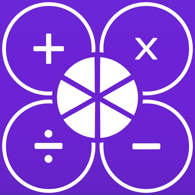 Fraction calculator XL on the App Store