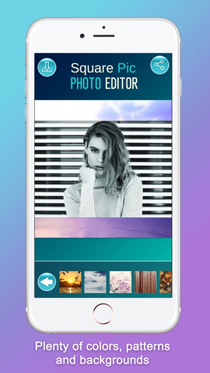 Square Pic Photo Editor Without Crop ping by Dimitrije Petkovic