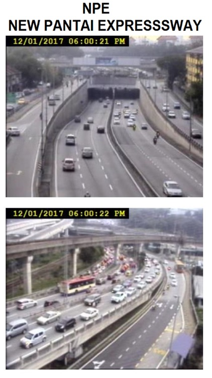 Malaysia Live Traffic Cameras MY Trafficam CCTV by Janice Ong