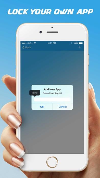 App Locker review screenshots