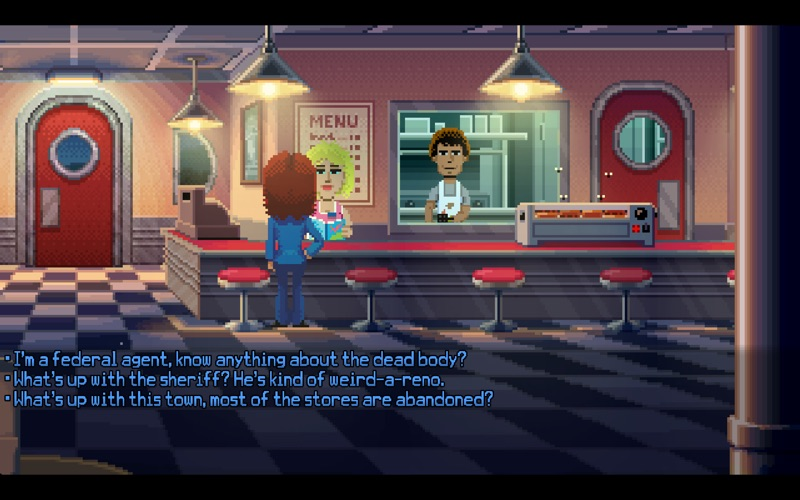 Thimbleweed Park Screenshots