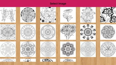 download Flower Coloring Pages - Mandala Flower appstore review