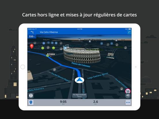 Screenshot #5 pour Sygic Amérique du Nord: Navigation GPS, Cartes