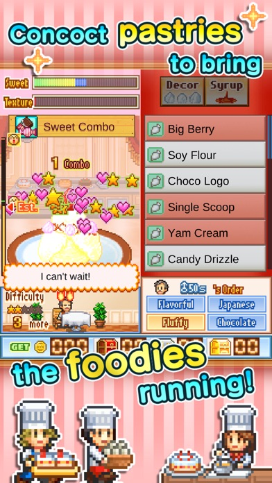 Bonbon Cakery Screenshot