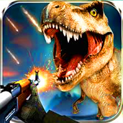 Dinosaur Hunter Pro Deadly Dino Forest Shooting iOS App