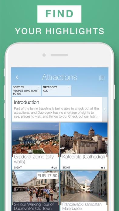 Dubrovnik - Travel Guide & Offline MapScreenshot of 2