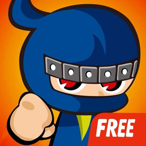 Ninja USA Free iOS App