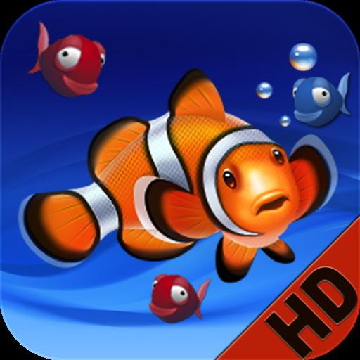 Аквариум HD: Заставка с видом океана