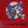 Donald Wilson - Lie, Cheat & Steal! artwork