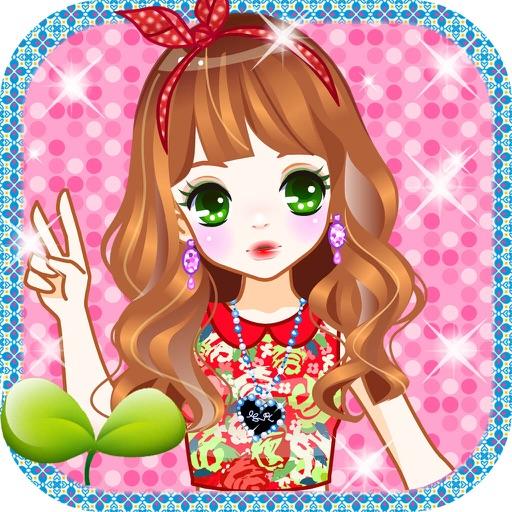 Sweet Princess Salon - Girl Dress Up Games iOS App