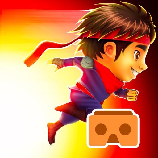 Ninja Kid Run VR: Runner & Racing Games For Free images