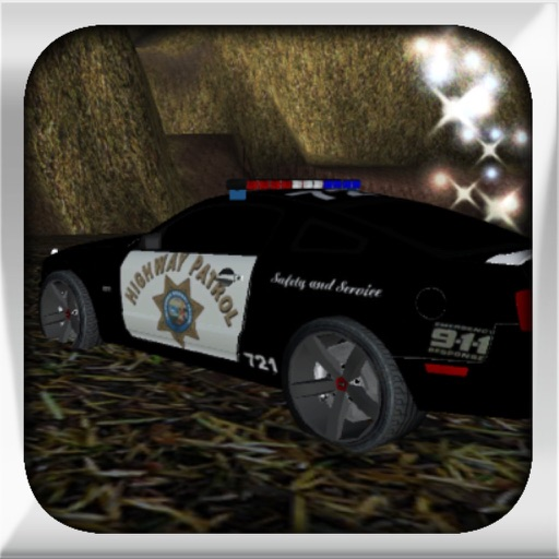 Games - Police Car Racing 3D iOS App
